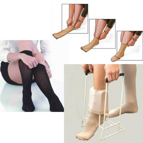 Ελαστική Κάλτσα Διαβαθμισμένης Συμπίεσης 2