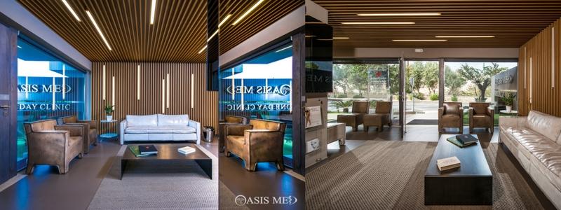 Για ποιούς λόγους σας προτείνουμε να επιλέξετε την OASIS MED Vein Clinic 1