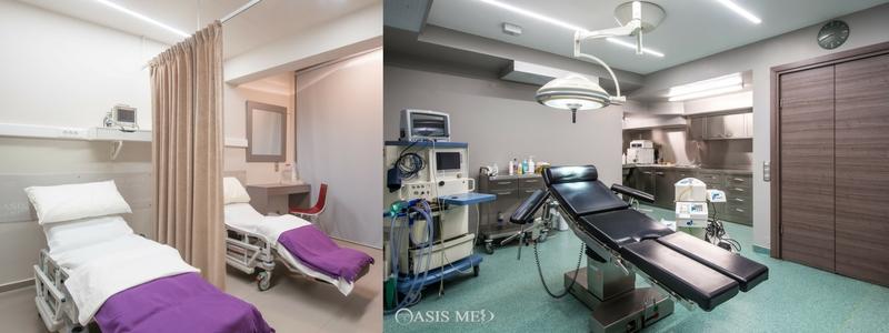 Για ποιούς λόγους σας προτείνουμε να επιλέξετε την OASIS MED Vein Clinic 6
