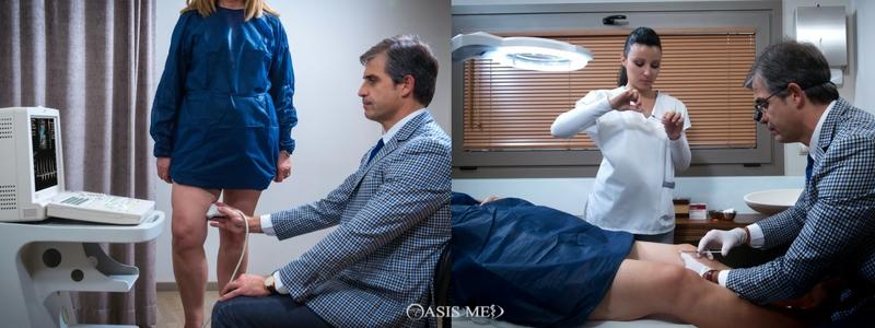 Για ποιούς λόγους σας προτείνουμε να επιλέξετε την OASIS MED Vein Clinic 7
